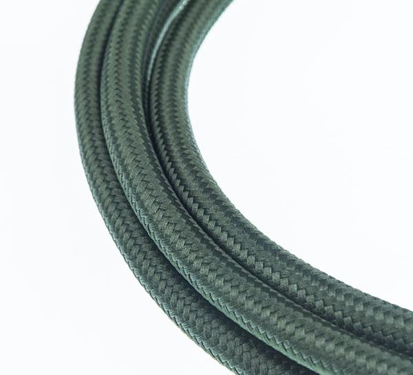 Tekstilni kabl - siva
