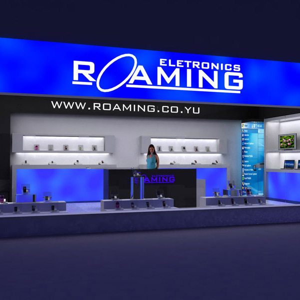 Roaming shop